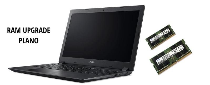 Acer Laptop RAM Upgrade Service Plano North Dallas Texas