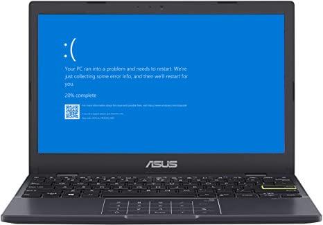 ASUS laptop blue screen error repair Plano