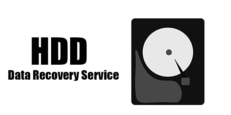 HDD Hard Disk Drive Data Recovery Service Plano