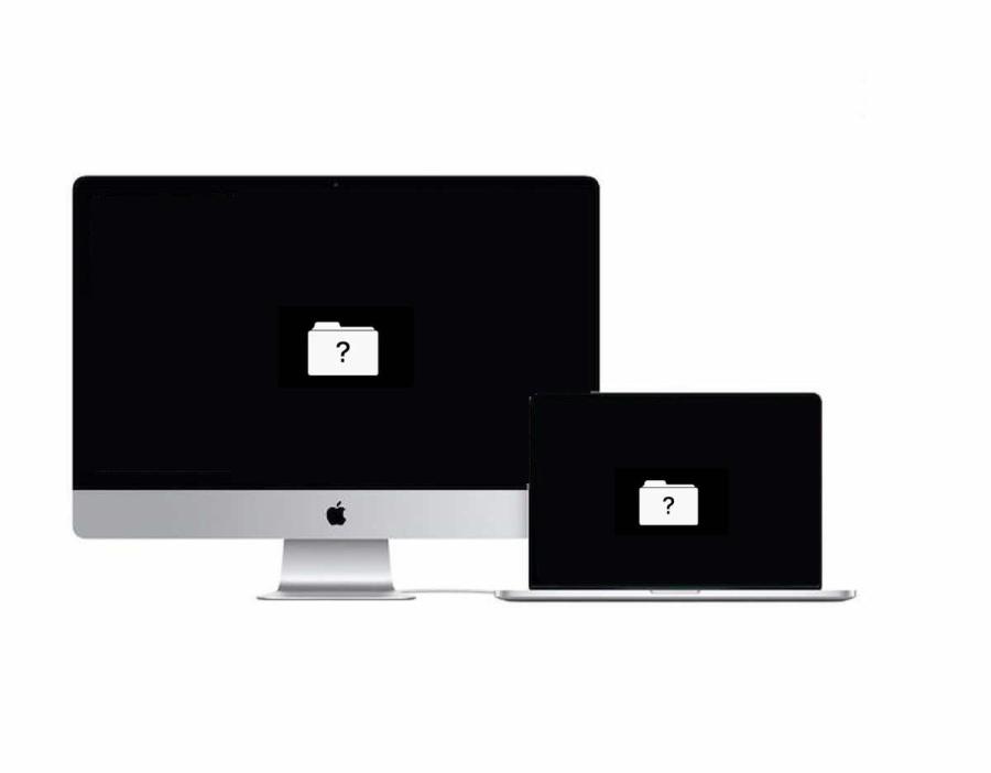 iMac Flashing Folder Repair Plano