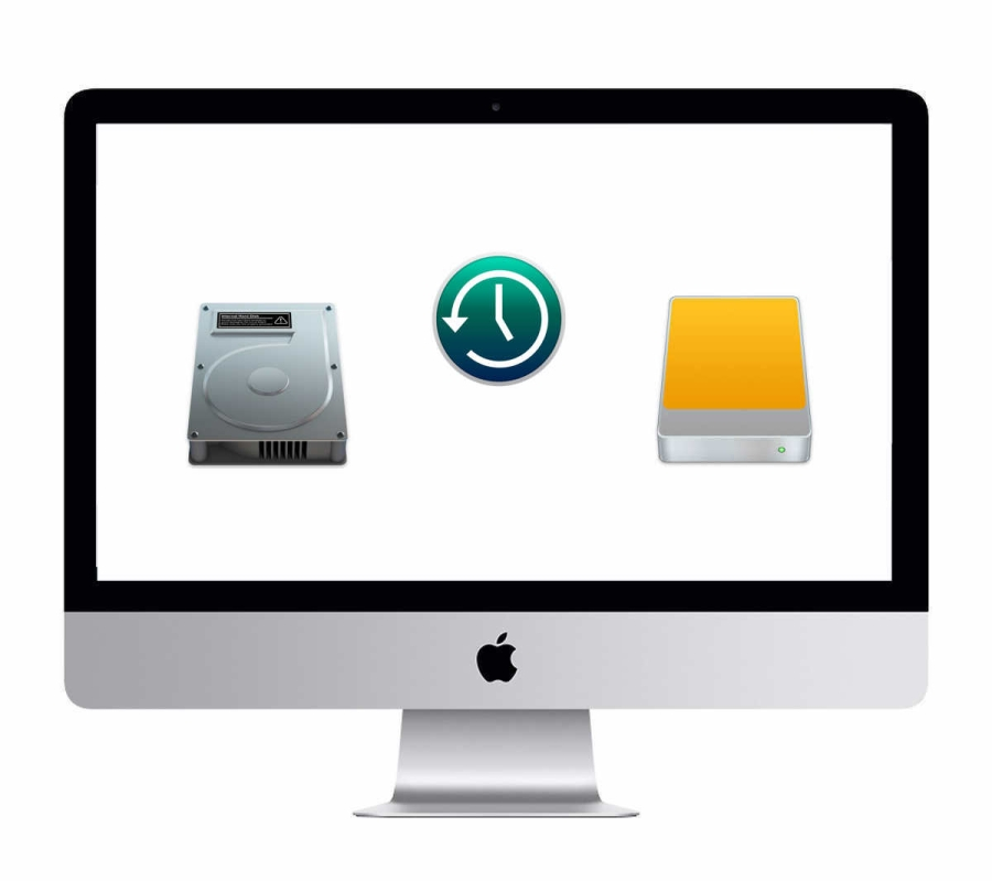 iMac Backup and Data Recovery Service Plano