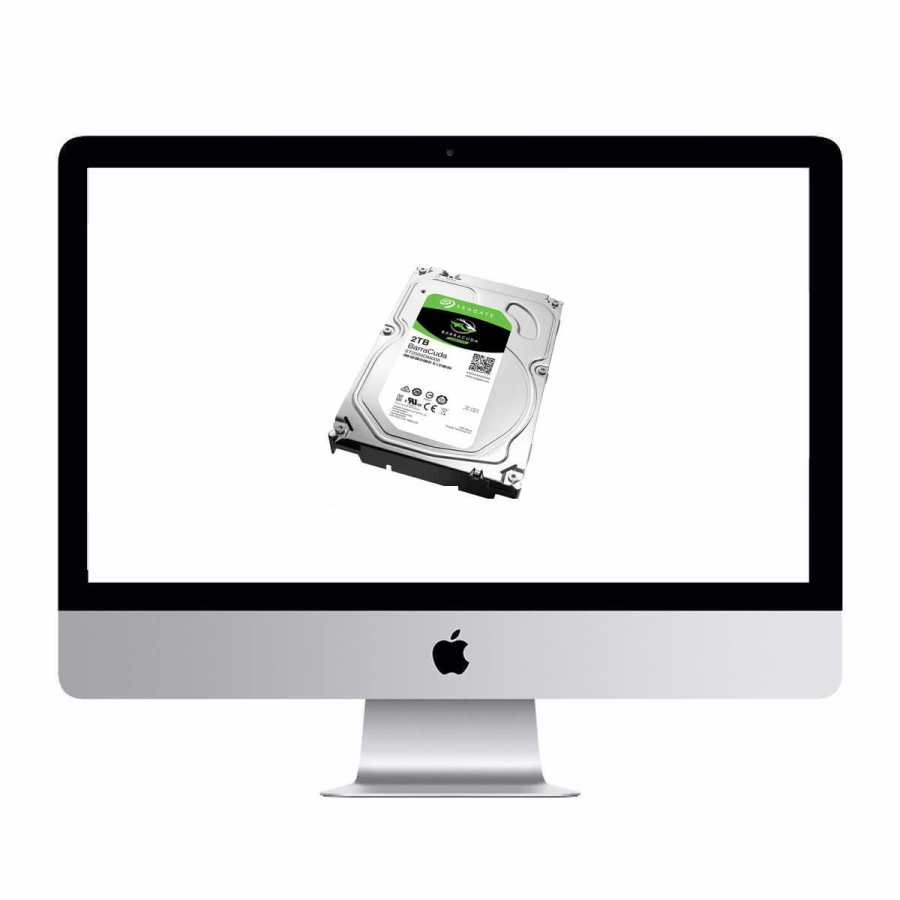 iMac HDD Upgrade and Replacement Plano