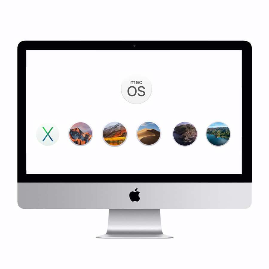 iMac macOS Install and Configuration Service Plano