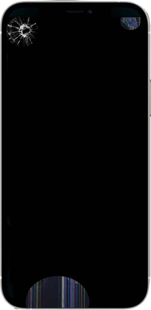 iPhone cracked screen repair Plano