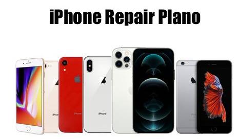iPhone Screen Repair Data Recovery Service Plano
