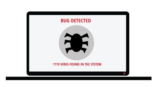 Laptop Virus Removal Plano