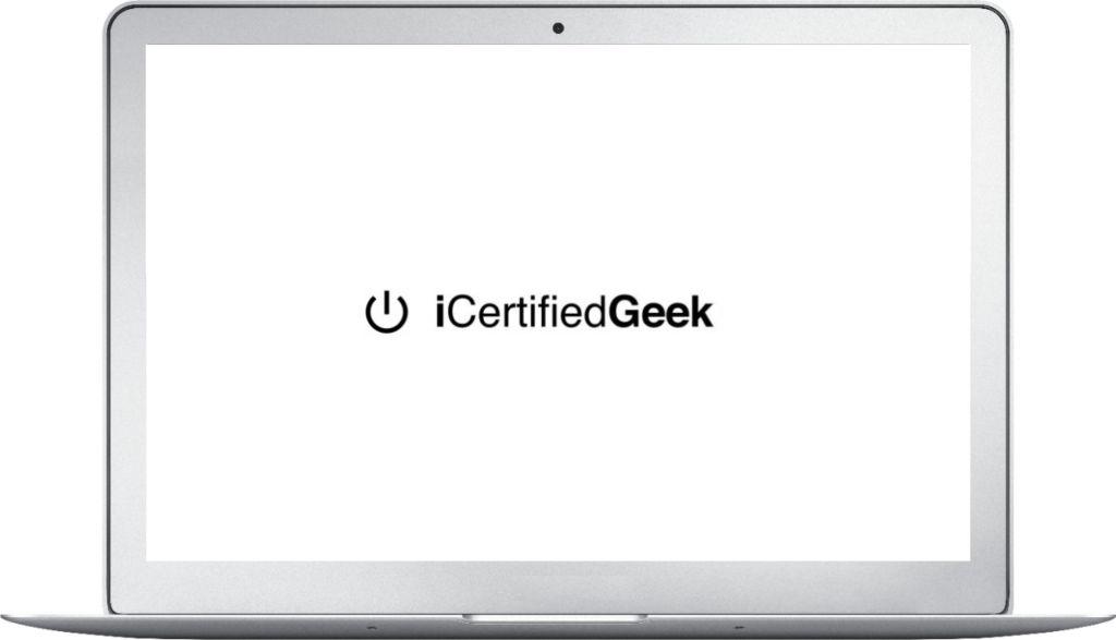 MacBook Air Repair Plano Texas - iCertifiedGeek