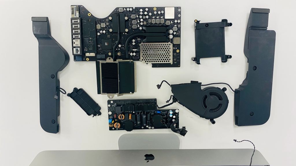 Complete 2019 iMac Disassembly